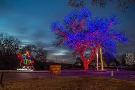 tour of lights in farmers branch tx