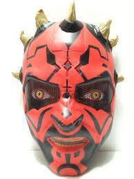 tas031703 collectable halloween mask star wars darth maul