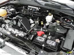Ford Escape Engine - 2008 ford escape limited 3 0 liter dohc 24 valve duratec v6 engine
