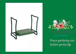 Garden Kneeler Bench Deep Seat Garden Kneeler Bench With 3 4