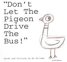 don u0027t let the pigeon drive the bus mo willems 8601416094786