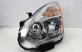 Nissan Rogue Fog Lights - oem 08 13 nissan rogue xenon headlight complete w ballast igniter