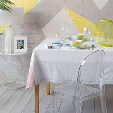 nappe cuisine plastique déco salle à manger 12 idées pour apporter de la couleur
