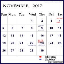 thanksgiving november calendar with holidays thanksgiving san