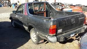 1986 subaru brat lifted subaru brat gl standard cab pickup 2 door 1 8l