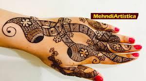 easy simple unique design mehndi designs for wedding mehendi