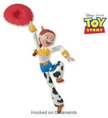 2010 jessie toy story hallmark keepsake ornament hooked