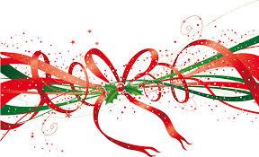 christmas ribbon christmas ribbon stock vector illustration of 6396958