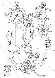 mormon share nautical ships steering wheel in coloring pages eson me