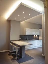 plafond suspendu cuisine plafond suspendu lumineux cheap plafond lumineux cuisine tissu