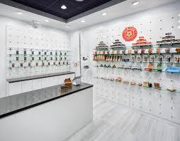 retail architecture projects dezeen standard studio designs cannabis retail design merchandising consulting megan stones the high road studio victorian interior design