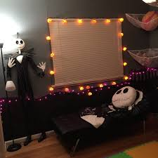Nightmare Before Christmas Room Decor Nightmare Before Christmas Nursery On A Budget The Brain
