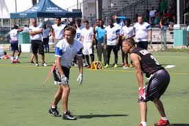 Coed Flag Football Rookies Shine In Flag Football Premier League U2013 Cayman Sports Buzz