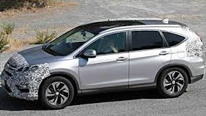 honda crv fuel mileage 2018 honda crv redesign autocar regeneration