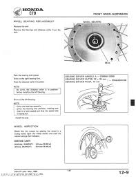 1980 1982 honda c70 scooter workshop service repair manual