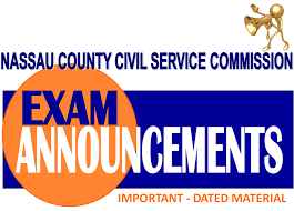 civil service exams nassau county ny official website
