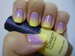 nail designs with cotton balls how to do ombre nails with cotton