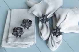 bumblebee napkin rings garden home decor u0026 gifts shop p allen