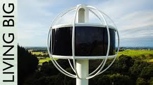 insane futuristic man cave the skysphere youtube