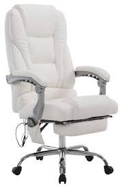 B Osessel Bürostuhl Pacific Mit Massagefunktion Fußstütze Integriert