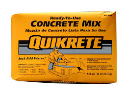 Cement Mix For Pointing Patio by Quikrete Packaged Concrete Stone Center Of Va
