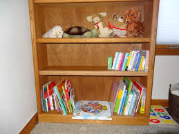 5 ideas for organizing books for toddler interaction