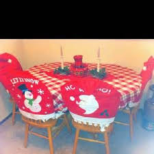 christmas chair covers 56 best chair covers images on chair covers christmas