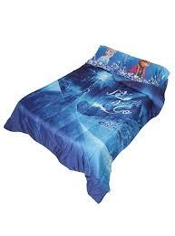Frozen Comforter Set Full Disney Frozen Full Queen Comforter Topic