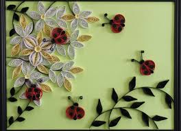 paper quilling art on etsy handmade paper crafts
