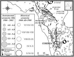 geoethics and seismic risk perception the case of the pollino