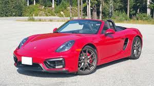 red porsche boxster 2015 2015 porsche boxster gts road test review the car magazine