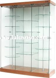 glass cabinet for sale elegant glass cabinet within shot display fun that looks pinterest