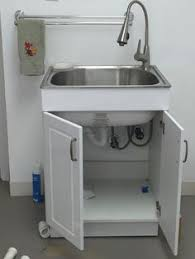 Cabinet At Home Depot by Utility Sink Sink And Cabinet From Ikea My House Pinterest