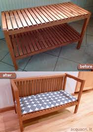 from bench in sofa for baby beforeafter primaedopo ikea