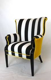 Black And White Armchairs Pin By Ana Plr On Tapizados Pinterest Upholstery Chair