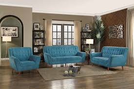 Teal Sofa Set by Homelegance Erath Sofa Set Orange Fabric 8244rn Sofa Set