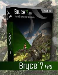 bryce 7 pro 3d landscape software 3d models and 3d software by