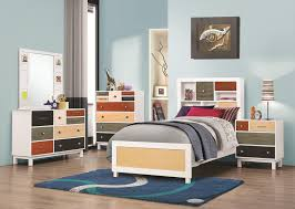 Twin Bedroom Set For Boys Buy Lemoore Bedroom Set With Full Bed By Coaster From Www