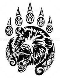 best 25 bear paw tattoos ideas on pinterest dog tattoos lover