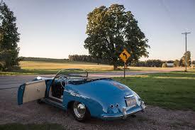 Porsche 1954 1954 Porsche 356 Speedster Barn Find Hagerty Articles