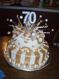 70th birthday cake ideas 70th birthday cake fondant covered white cakeplease let me what
