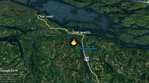 Wildfire Bc Map 2015 by July 10 2017 U2013 Tree Frog Creative