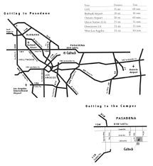 Los Angeles Airports Map by Welcome To Space Radiation Lab Caltech Visitors