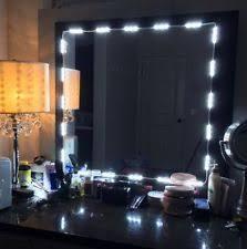 White Vanity Mirror With Lights Lighted Vanity Mirror Ebay
