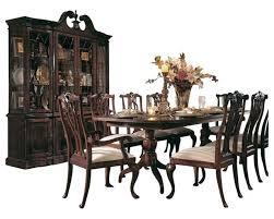 american drew cherry grove china cabinet american drew cherry grove 8 piece dining room set in antique cherry