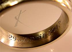engraving inside wedding band engraving wedding and engagement rings including inscriptions