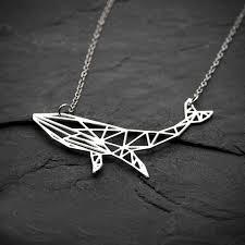 aliexpress necklace pendants images Niandi animal necklace whale necklace unique silver whale jpg