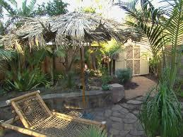 Best Tropical Backyard Ideas Images On Pinterest Backyard - Tiki backyard designs