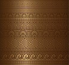 seamless ornamental pattern vector material 04 vector ornament