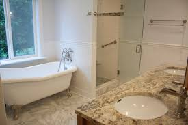 bathroom designs with clawfoot tubs brothers construction portland